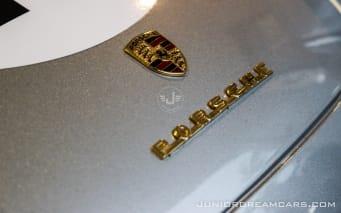 Porsche 550 Lemans