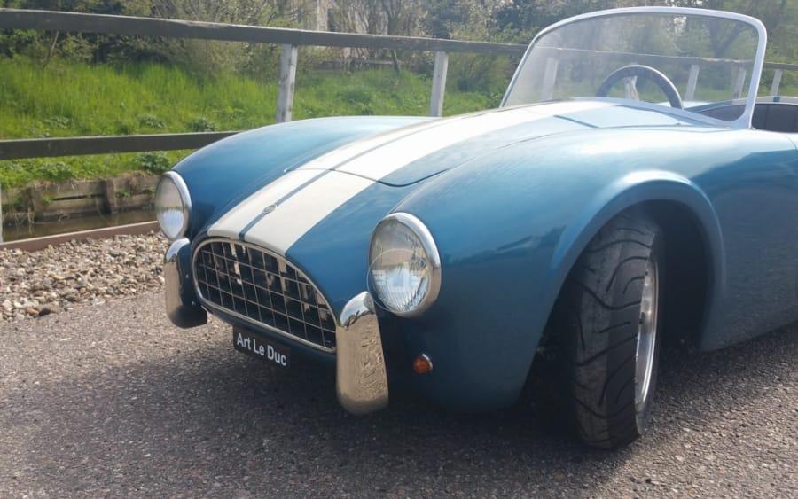 Cobra 1 Blue