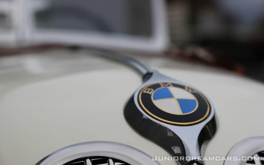BMW 328 De la Chapelle