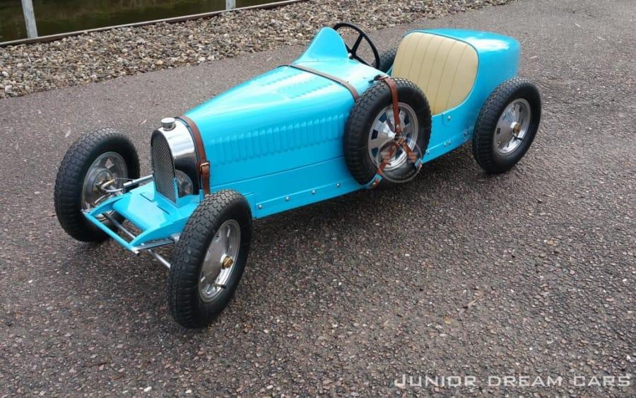Bugatti baby type52