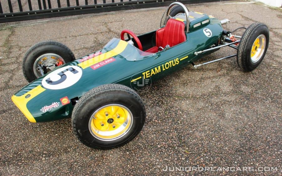 F1, Jim Clark Type 49