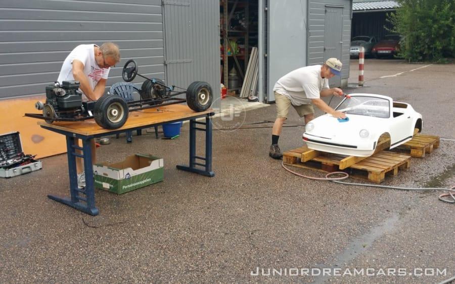 911 Agostini 1988 restoration