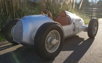 Audi Auto Union Type C limited