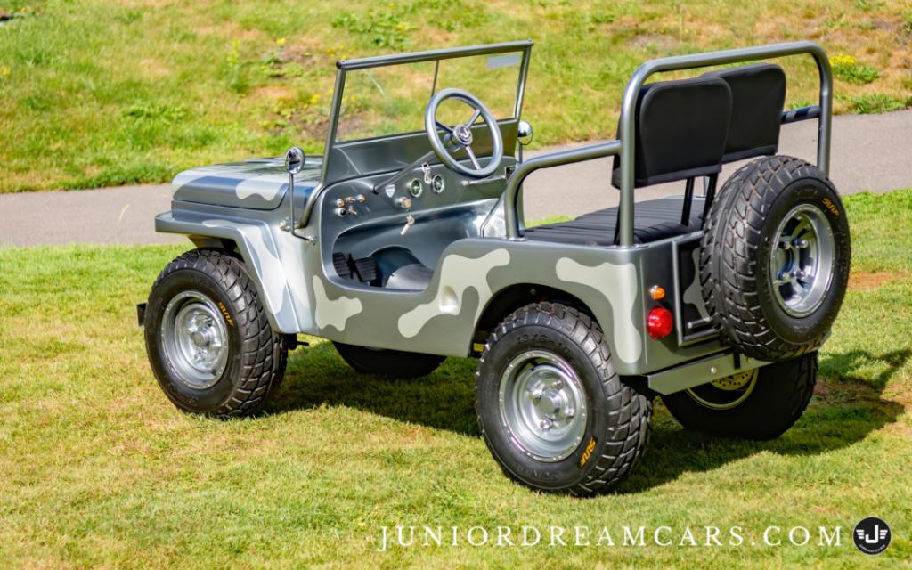 Jeep all road junior